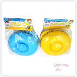 17*15*8cm Baby Kids PP Stainelss Steel Bowl (set) with Lid