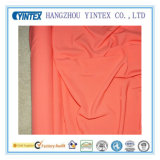 Handmade Orange 100% Woven Polyester Fabric for Home Textiles