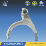 Forklift Shift Fork of Machine Steering Parts by Hot Forging