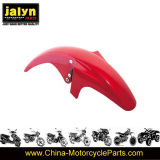 Jalyn Motorcycle Parts ABS Motorcycle Red Painted Front Fender Fits for Ybr125