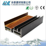 Wood Grain Building Material for Heat Insulation Aluminum Window