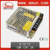 15W 12V 1.3A Single Output Switching Mode Power Supply PSU