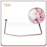 Personalised Full Color Printed Metal Straight Purse Hook