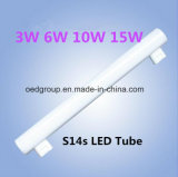 6W/10W/15W New S14s LED Tube, S14s LED Lamp