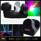 12W RGBW LED DMX Flat Mirrored Scanner Stage Lighting