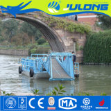 Low Price Lake and River Weed Harvesting Machine &Debris Collecting Machine