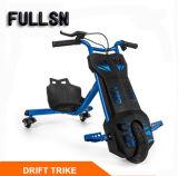 120W Trike Drift Electric Pocket Bike Mini Kids Car 3 Wheels Motorcycles