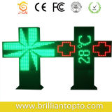 P10 Pharmacy Wireless Double Faced LED Cross