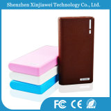 Hot Sale Multi-Color High Capacity Portable Power Bank with LED
