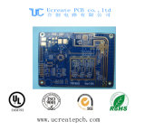 Multilayer Blue Mask PCB Printed Circuit Board with High Quality