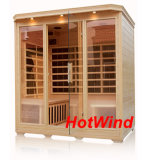 2017 Far Infrared Sauna for 4 Person-H4