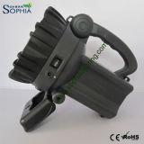 Sophia Rechargeable 10W Waterproof CREE LED Flashlight