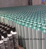 Low Price Seamless Aluminum Bottles Medical Oxygen Tank