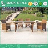 Rattan Chair Wicker Chair Wicker Table (Magic Style)