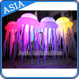 Colorful Inflatable Jellyfish Light Jellyfish Decoration with Color Remote Control