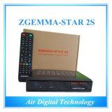 Twin DVB-S2 Model Zgemma-Star 2s IPTV Streaming Enigma2 TV Receiver