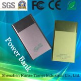 RoHS Ce FCC Approved Lithium Battery Power Bank with 8000mAh