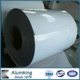 1225mm Width Al1060 Grey Color Coated Aluminum Coil