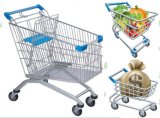 Europe Style Shopping Trolley 150L