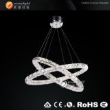 Round Ring Crystals LED Chips LED Chandelier Om88090d