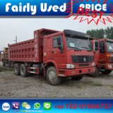 Wholesale Used 336HP HOWO Dump Truck 6X4 of HOWO Tipper