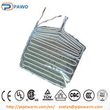 Al-Foil Heating Element for Freeze Protection of Plate Heat Exchangers