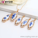 Xuping Newest Ceramic Gold Plated Necklace Pendant