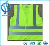 Reflective Kids Vest Hivis Children Safety Vest with En471