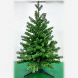 Pull up Light-Emitting Competetive Price Green Table Christmas Tree