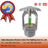 Fire Sprinkler with Plastic Clip Fire Figtting Equipment