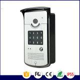 Video Door Phone Knzd-42 with Display Screen Waterproof/Weatherproof Phone