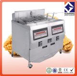 Temperature-Controlled Fryer/Open Fryer/Fry Kfc Henny Penny Kfc Open Fryer Chip Fryer/Hot Sale Commercial Continuous Potato Donut Open Fryer