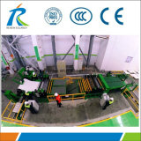 Advanced Fully Automatic Decoil-Straighten-Cutting Production Line
