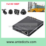 Mini 4CH Mobile DVR SD Card Video Recorder for Vehicles Buses Cars Vans Boats