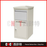Customized Galvanized Steel Parcel Delivery Box Large Mail Box