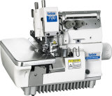 Br-700-4/02X250 Super High Speed Four Thread Double Chain Rolling Overlock Sewing Machine