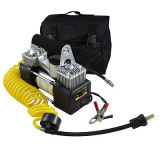 New & Sealed! 628-4X4 Heavy Duty Direct Drive Dual Cylinder High Volume 12V Air Compressor