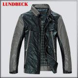 Polyester Jacket for Men Winter Coat