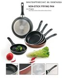 Handle Coated Aluminium Non-Stick Frying Pan for Cookware Sets Sx-Yt-A015