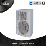 Aq-10 Single 10 Inches 2-Way Outdoor PA Speaker Box