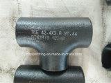 DIN2615 Tees, St37.2 St. 44 Tee Pipe Fittings