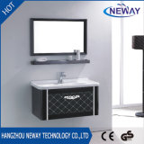 Hotel Wall Mounted Stainless Steel Bathroom Vanity Cabinet