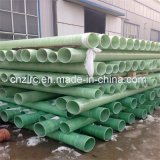 Comoposite FRP Pipe Fiberglass Reinforced Plastic Water Pipe Zlrc