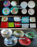 Disposable Paper Plate, Paper Dish, Paper Tray