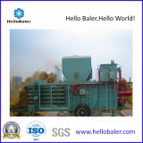 Hellobaler Hmst4-1 Semi-Automatic Straw Stalk Balers with High Capacity
