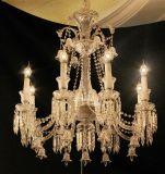 pH-26024-8 Crystal Light Hotel Chandelier Baccarat Stlye