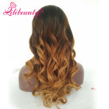 100 Percent Virgin Human Hair Raw Material Ladies Wigs