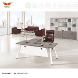 Modern Office Furniture L Shape Wooden Executive Desk (H70-0170)