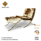 Leather Aviator Office Sofa Meeting Chair (GV-BC01)