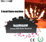 DMX Control Five Heads Sprayfire Machine Special Stage Effect Machine
